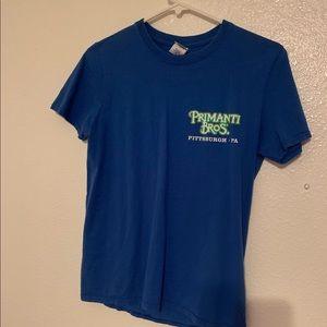 Primanti Bro's shirt.